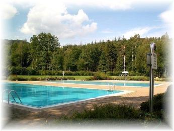 Waldbad (kostenlos) 2 km