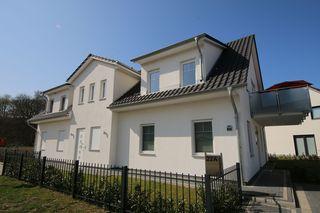 MZ: Haus Möwe Whg. 05 mit Balkon / Thiessow Objektansicht
