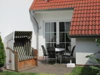 Komforthaus Albatros Terrassenansicht