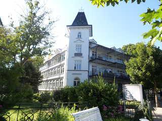 Ferienwohnung Villa Stranddistel im Ostseebad Binz, Rügen Villa Stranddistel im ruhigen Teil der Strandpr...