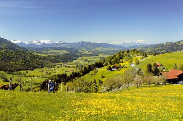 Panorama - Bildquelle: Oberstaufen Tourismus