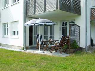 Seepark Bansin App. 1102, Stelkens Terrasse