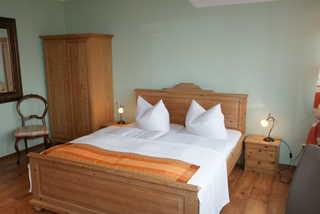 Ferienwohnung Schwalbennest Doppelbett
