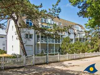 Dünenhaus Christa Whg. 04 Dünenhaus Christa an der Bansiner Strandpromenade