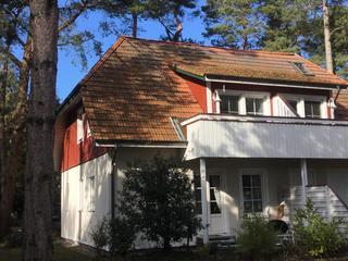 Weststrand-Idylle Dachgeschosswohnung