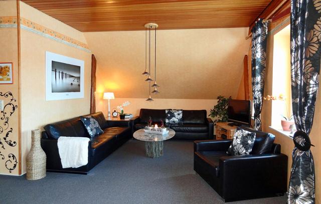 Wohnung mit 70 qm im Obergeschoss