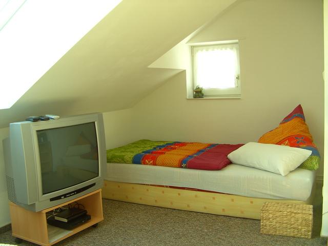3-R-Whg, 2. Schlafraum Dachgeschoss