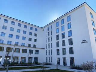 R: Haus Granitz Whg. 0.3 mit 2 Terrassen/1. Balkon und Sauna Objektansicht