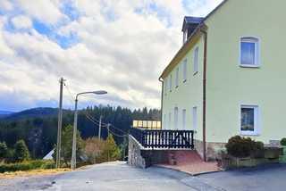 Ferienwohnung Breitenbrunn ERZ 1131 Außenansicht des Wohnhauses