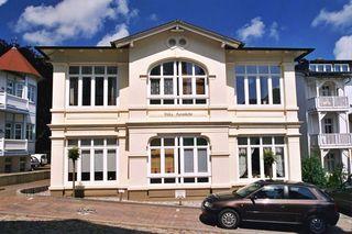 H: Villa Heimkehr Whg 10 mit Balkon Objektansicht