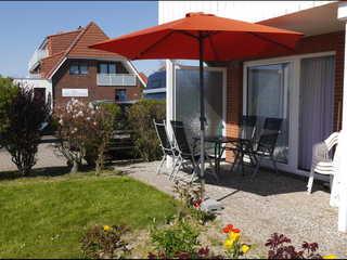BUE - Appartement Büsum GT33-3 Terrasse Wohnung 3