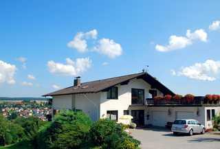 Ferienwohnungen Haus Fernblick Außenansicht