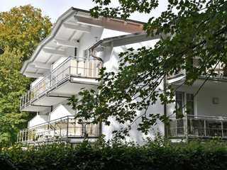 Strandwohnungen in Sellin F 571 WG 04 im 1. OG + 2 Balkone Strandwohnungen Sellin im Ostseebad Sellin