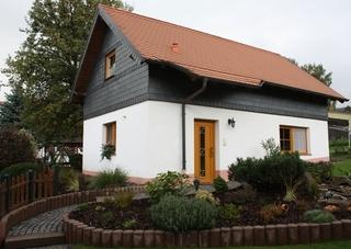 Haus Gemütlichkeit Hauseingang