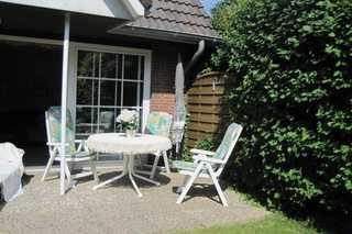 Min Warft, Starklef 4 schöne Terrasse