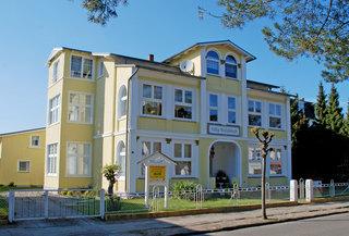 Villa Waldblick in Baabe Objektansicht
