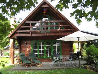Traumhaftes Ferienhaus 70m² auf separaten Grundstück Ferienhaus
