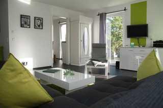 Haus Calmsailing WE 0.4 Wohnen