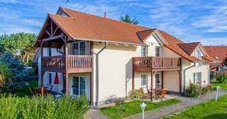 Ferienwohnungen Zander mit Balkon oder Terrasse Außenansicht Ferienwohnungen Zander