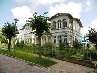 Villa Gertrud Außenansicht
