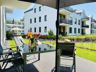 Inselglück / Villa Candela Terrasse