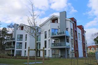 MZ: Strandvilla Whg 04 Strandgang Hausansicht