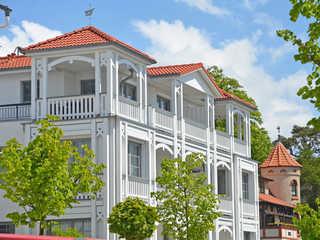 Villa Annika F594 WG 13 Penthouse mit Dachterrasse Villa Annika im Ostseebad Sellin