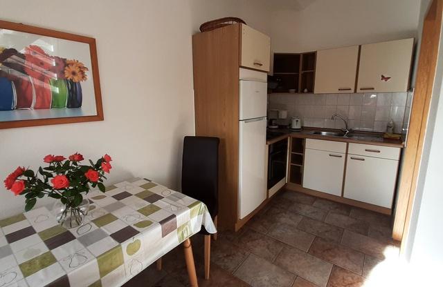 Küche Ferienwohnung 3 Personen