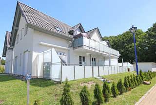 MZ: Haus Sonne Whg. 03 Strandräuber mit Terrasse Objektansicht