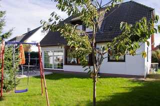 Ferienhaus Zander Außenansicht