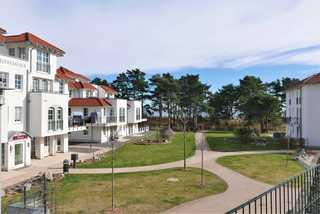 FeWo Ostseeperle A 0.13 Haus Meeresblick in Baabe