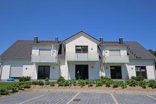 F : Haus Düne Whg. 07 mit Balkon -5 Sterne Klassifizierung Hausansicht