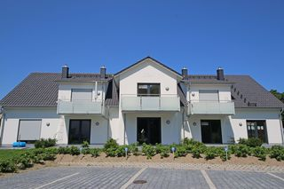 MZ: Haus Düne Whg. 07 mit Balkon -5 Sterne Klassifizierung Hausansicht