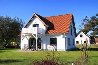 124m²-Ferienhaus mit Meerblick Außenbild