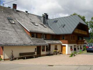 Ferienwohnung Schweizer Aussenansicht
