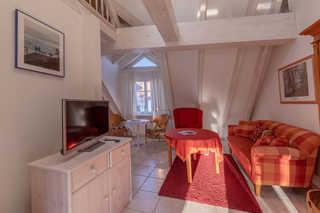 Altstadt-Traum mit Sauna 4**** Wohnbereich mit TV zum gemüdlichen verweilen