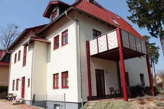 Villa Zollernhöhe Außenansicht