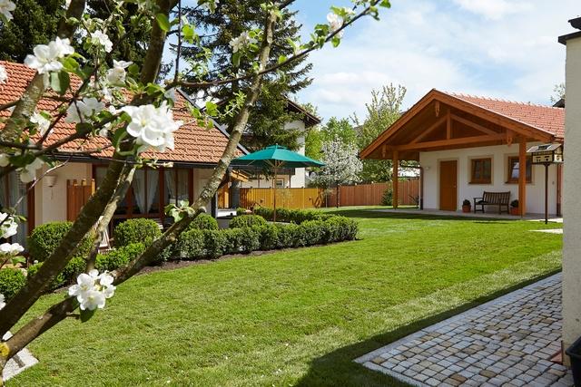 Landhaus Theresa Unser Garten - Ihre Ruheoase
