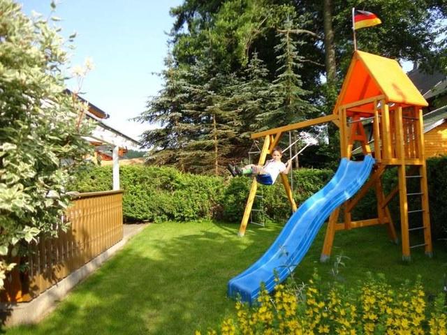 Ferienhaus Karin- Unser Kinderspielplatz