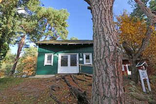 W: Strandhaus Dünenweg 39b mit Terrasse/Kamin Hausansicht