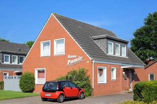 Haus Pamir in Neuharlingersiel Außenansicht