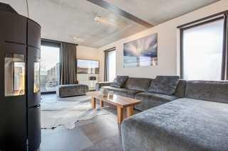Fewo Willms Living, Long Beach House Wohnzimmer