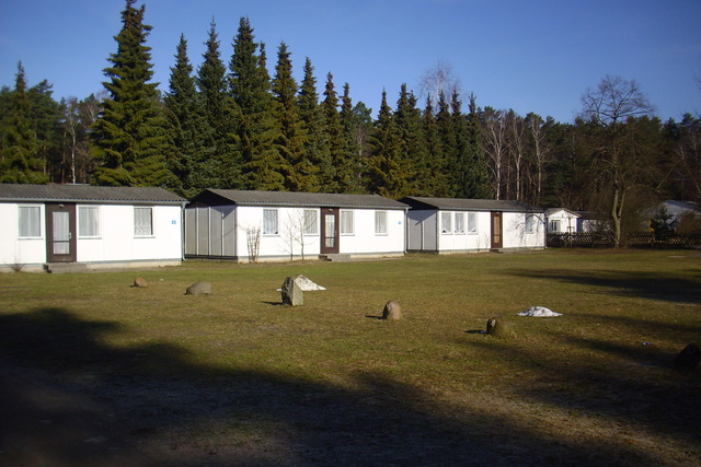 Feriencamp Trassenheide Bungalow Kat. I