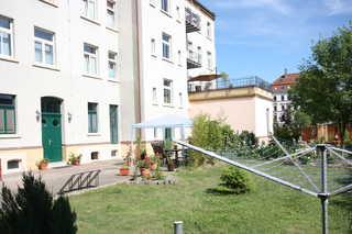 Apartments in Leipzig, *2km bis ins Stadtzentrum* Garten