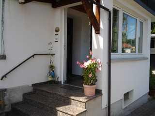 Ferienwohnung bei Michel´s Eingangsbereich