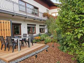 Haus Fröhlich Terrasse
