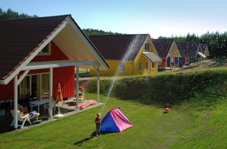 Camping- und Ferienpark Havelberge Ferienhäuser Malmö und Göteborg