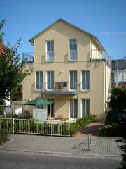 Haus Goethe 29, Whg. EG Hausansicht Goethestrasse Ahlbeck