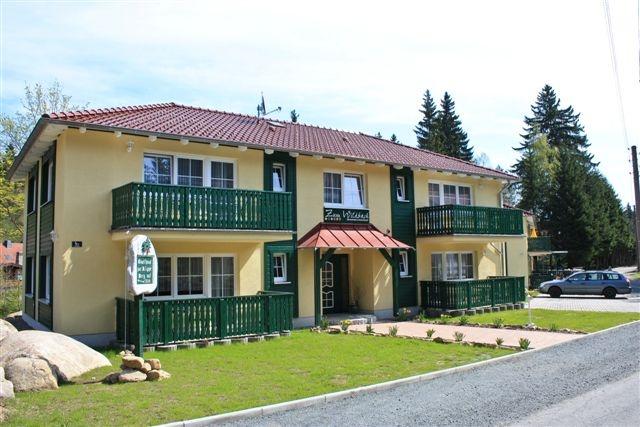Aussenansicht Haus Kirchblick