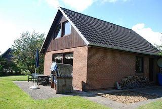 Ferienhaus Paschelke - Renovierung Winter 2021 Terrasse mit Gartenmöbel